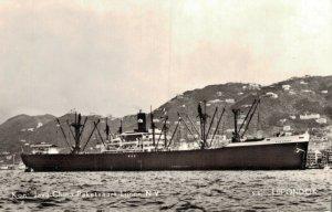 Ship s.s. Tjipondok Nautica 03.03
