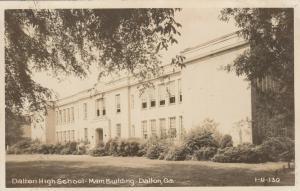 RP; DALTON , Georgia , 1930-40s ; High School , Main Building