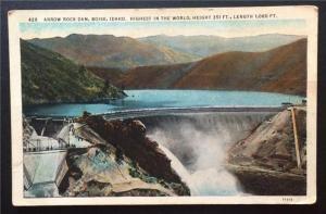 Arrow Rock Dam, Boise, Idaho Wesley Andrews Inc. 428