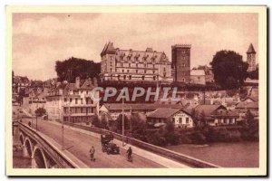 Old Postcard Pau Chateau Henry IV