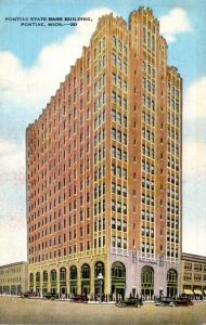 Michigan Pontiac State Bank Building