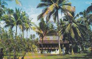 Malaysia Malacca Malay Kampong