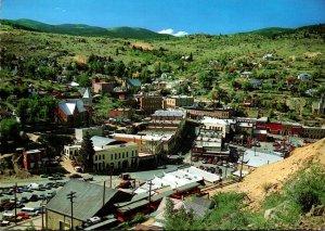 Colorado Central City Panoramic View