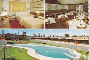 St Hubert Motel , ST HUBERT , Quebec , Canada , PU-1988
