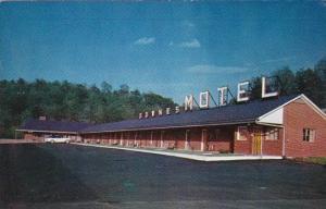 Pennsylvania Fort Littleton Downes Motel & Restaurant