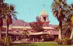 The distinguished EL MIRADOR HOTEL AND GARDENS. PALM SPRINGS, CA 1964