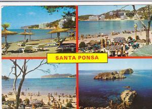 Playas de Santa Ponsa Mallorca Spain