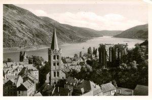 Germany - Bacharach on the Rhein      *RPPC