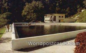 Waterfall Reservoir, Botanic Garden Penang Malaysia Unused