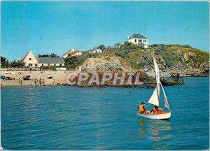 Postcard Modern Saint-Marc-sur-Mer (Loire Atlantique) the Pajodiere