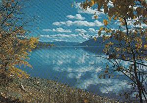 Canada British Columbia Francois Lake