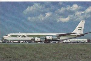 BURLINGTON AIR EXPRESS BOEING 707-321C