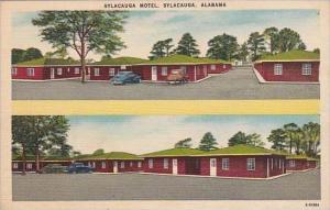 Alabama Syacauga Sylacauga Motel