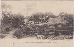 Dap- Cau- Paysage Pres De Dap-Cau, Tonkin, Vietnam, Asia, 1900-1910s