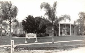 Clewiston Florida~US Sugar Corporation~Company Office Building~1940s RPPC