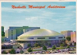 Tennessee Nashville Municipal Auditorium