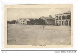 Djibouti, 1910s, Place Lagarde