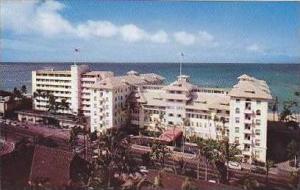 Hawaii Waikiki Two of Hawaiis Famous Hotels The Moana and The Surf Rider
