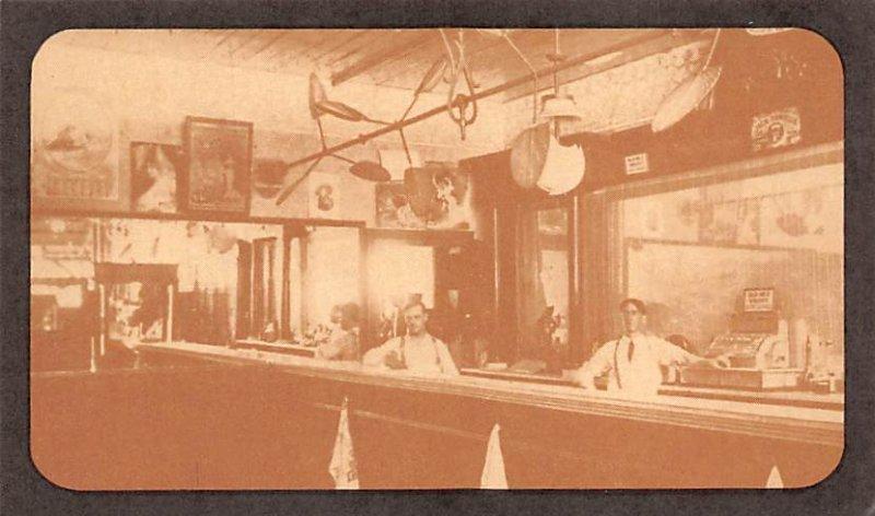 Old White Rabbit Saloon Lynchburg Tennessee, USA Brewery Unused