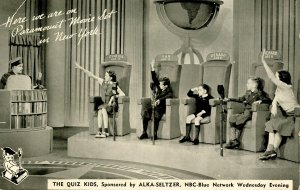 The Quiz Kids, Sponsored by Alka-Seltzer