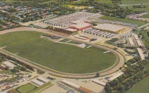Nebraska Omaha Aerial View Of Ak-Sar-Ben Field