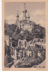 Germany Darmstadt Kuenstlerkolonie