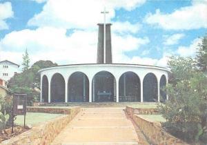 Zimbabwe Kariba Church, Eglise Kariba Kirche