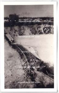 Bridge Collapse, Niagara Falls