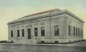 QUINCY , Massachusetts , PU-1914 ;  Post Office