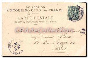 Old Postcard Menton View Gnrale