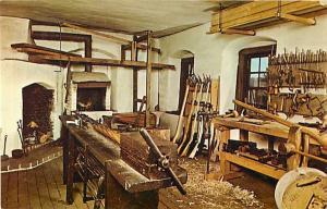 Gunsmith Shop Single Brothers House Old Salem Winston-Salem