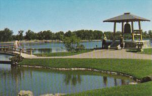 Canada Nikka Yuko Centennial Garden Lethbridge Alberta