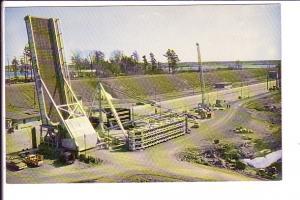 Lift Bridge Crossing Lock, St. Lawrence Seaway, Iroquois Control Dam, Iroquoi...