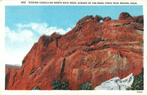 Linen of Kissing Camels, North Gate Rock Garden of the Gods