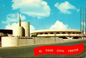 Texas El Paso Civic Center