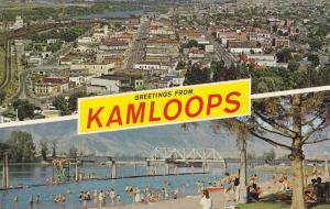 KAMLOOPS , B.C. , Canada , 40-60s