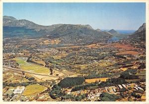 South Africa, Cape Town, Constantia valley, famous vineyards, panorama