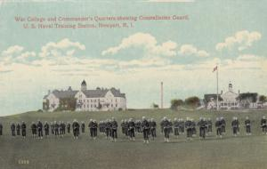 War College & Commander´s Quarters, NEWPORT, Rhode Island, 1900-10s