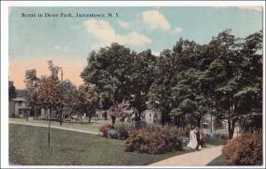 Dowe Park, Jamestown NY