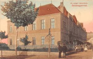 Hungary Balassagyarmat, All. polgari leanyiskola 1913 girls school