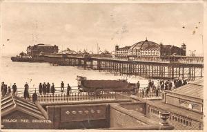 Brighton Palace Pier, animated 1926