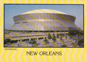 Louisiana New Orleans The Superdome