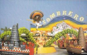 South Carolina South Of The Border Pedro's Unique Somebrero Ride