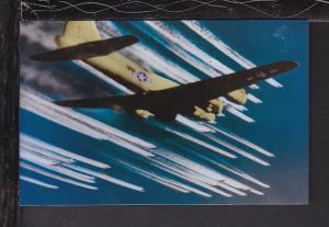 Bomber Postcard