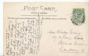 Genealogy Postcard - Family History - Craig - Stroud Green - London  GN631