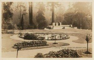 RP: VANCOUVER , B.C. , 1910-30s ; Harding Monument Stanley Park