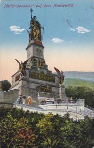Nationaldenkmal auf dem Niederwald, Valais, France, PU-1913