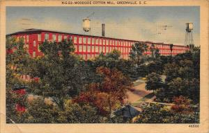 South Carolina  Greenville   Woodside Cotton Mill