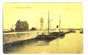 Zeebrugge. l'Ecluse, Belgium, PU-1909