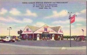 PA Camp Hill Three Gables Service Station & Rest